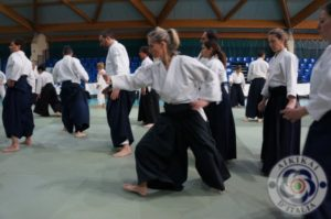 Agnese Trocchi aikido