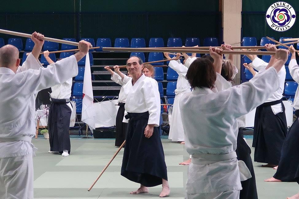 Hiroshi Tada Sense, Aikido, La Spezia