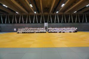 seminario con il Maestro Tada, Basilea 2016