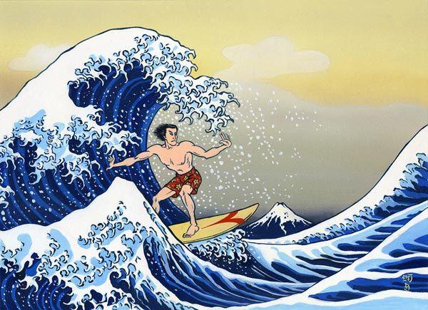 onda surf aikido